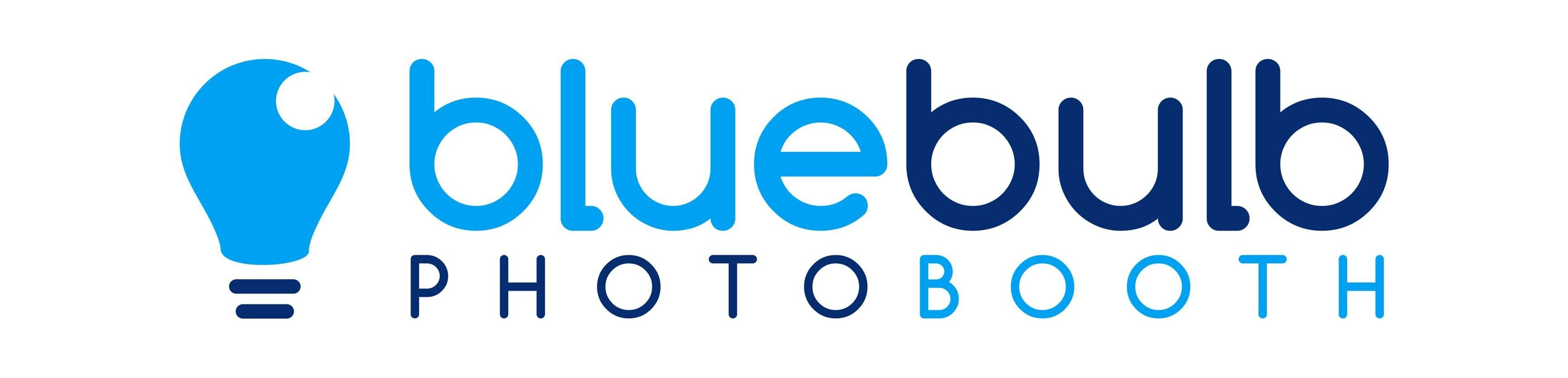 Blue Bulb Photo Booth