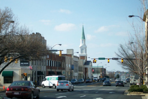 Downtown High Point